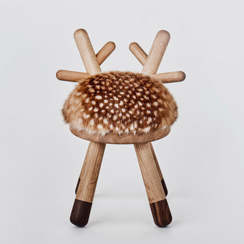 Elements Optimal bambi chair front on