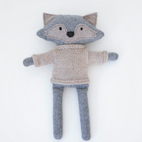 Heiko the fox is a gorgeous soft toy that will keep any young child company.
