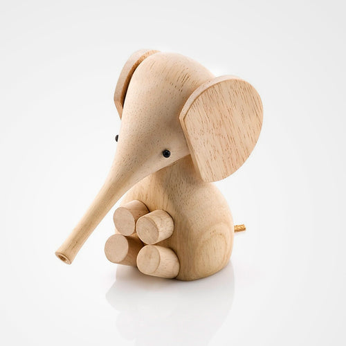 Baby elephant is danish designed and part of the Gunnar Flørning Collection.