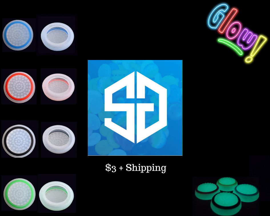 Glow In The Dark Pro Grips
