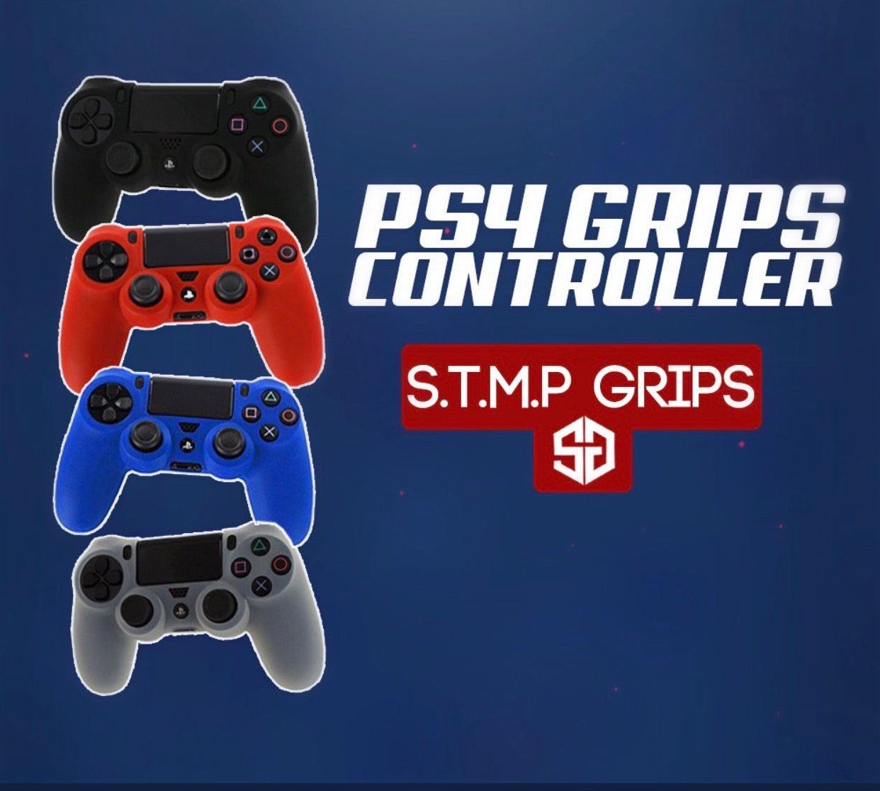 PS4 Controller Grips