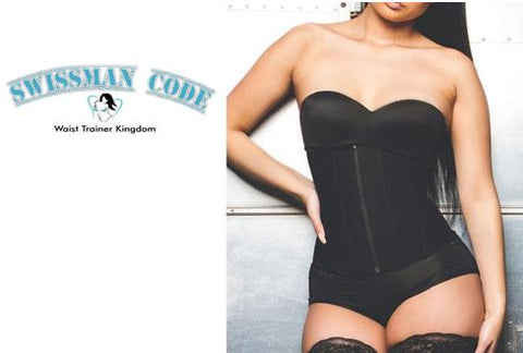 Latex Waist Trainer #1110B