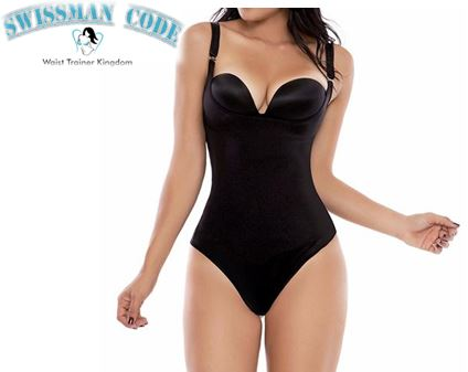 Undetectable Ultra Slim Body Suit #1141C