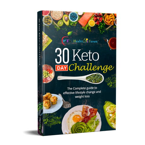 30 Day Keto Diet Challenge