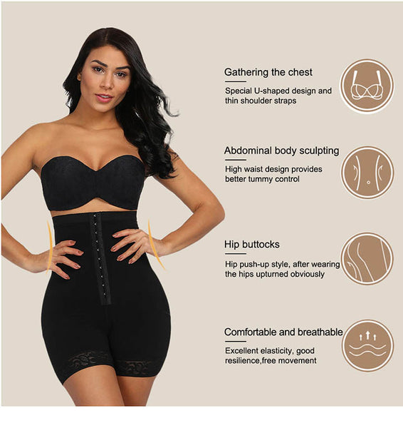 Tummy Control Plus Size Shapewear #73122