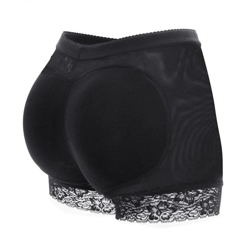 Womens Butt and Hip Enhancer Booty Padded Underwear