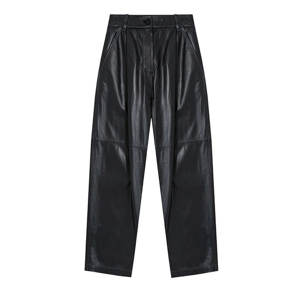 Mars PU Leather Pant - Club Menus