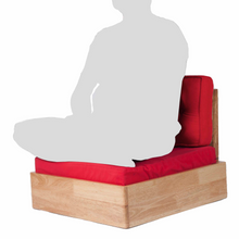 Hermit- Wooden Meditation Chair