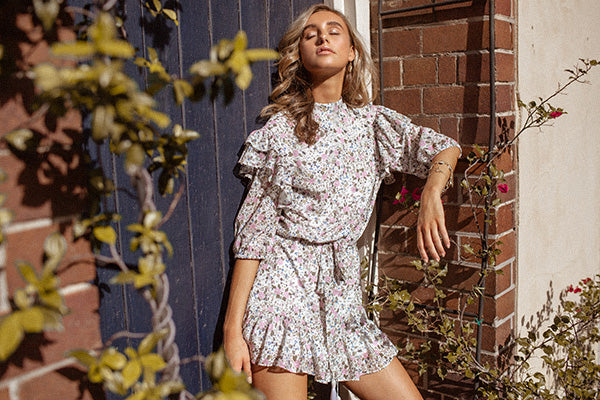 Spring 2019 ❀ HOTHOUSE FLOWERS