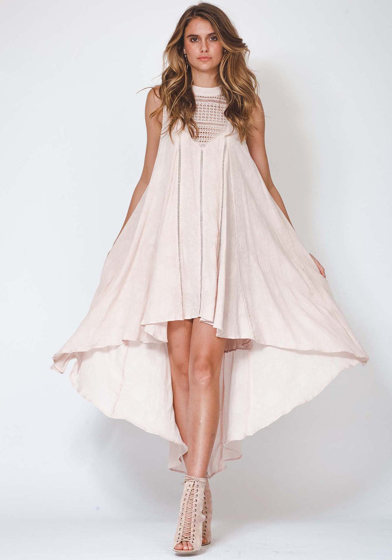 Beyond The Breakers High Low Party Dress - Three of Something