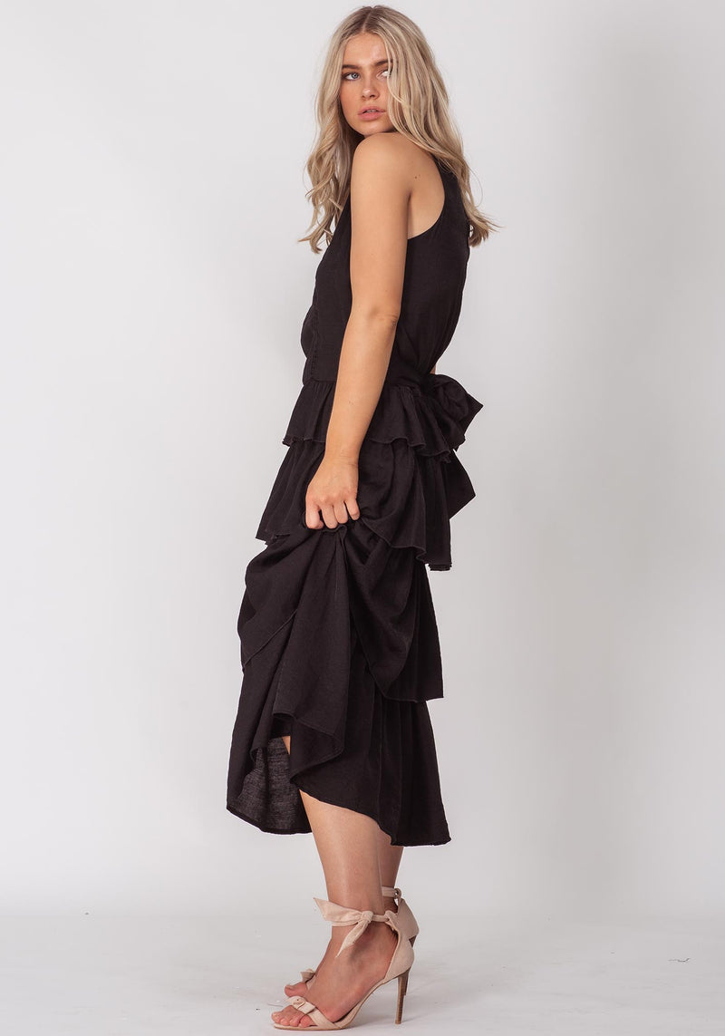 Serendipity Dress | Black