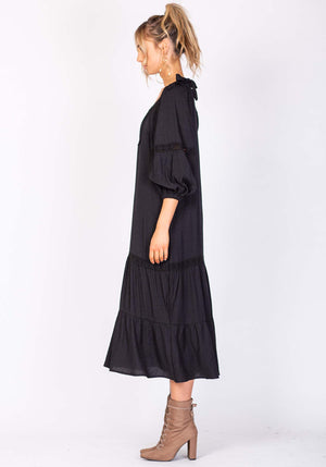 Sunset Dress | Black