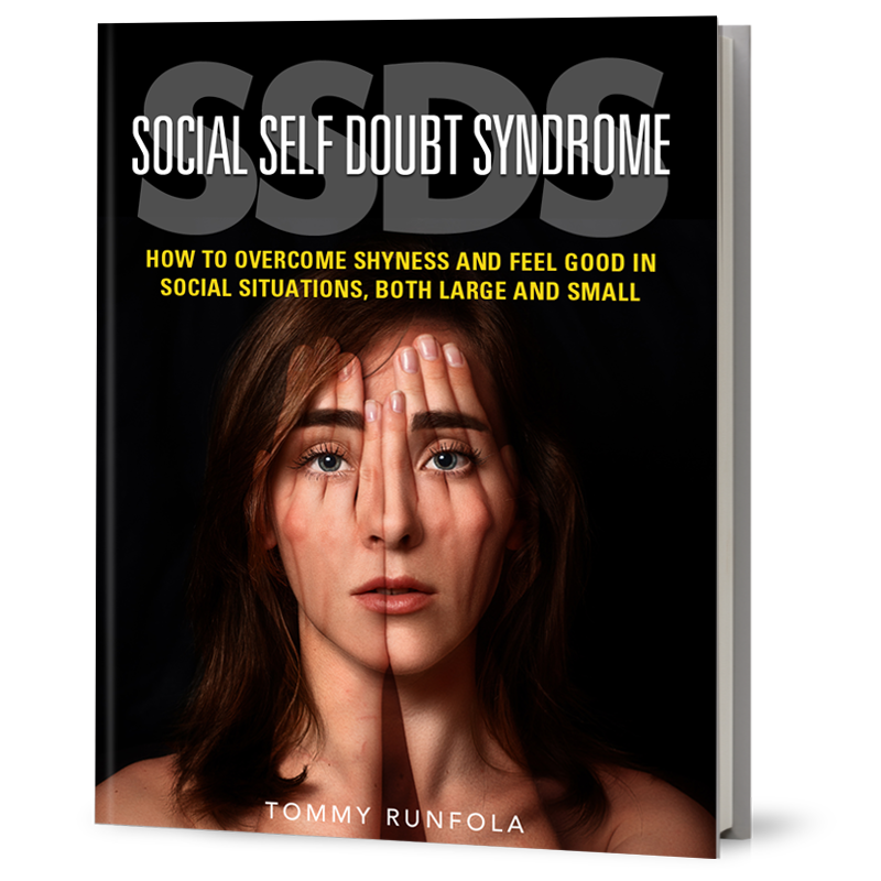 SSDS - SOCIAL SELF-DOUBT SYNDROME