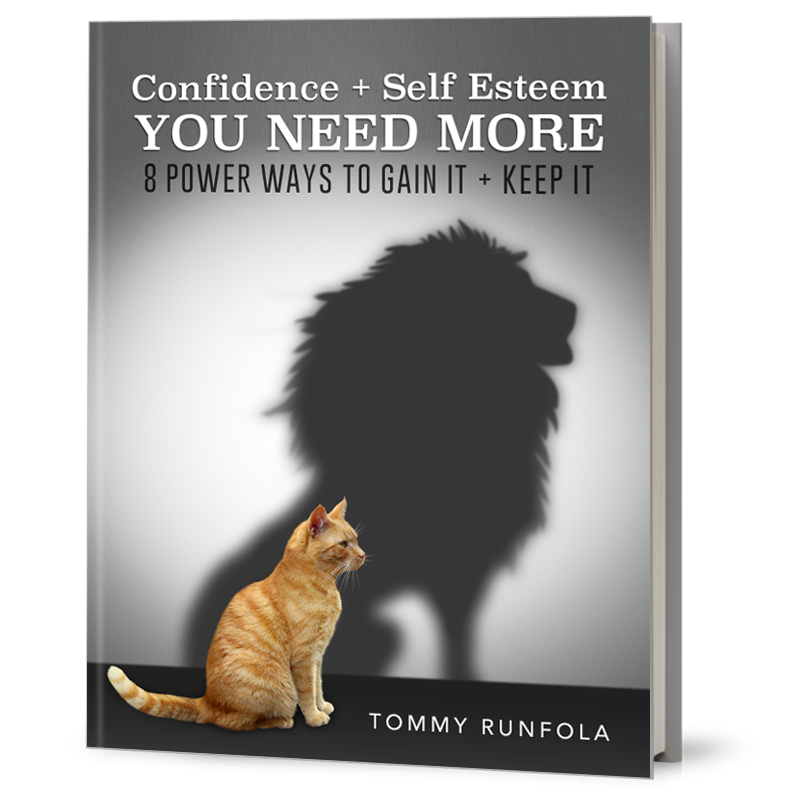 CONFIDENCE AND SELF ESTEEM: YOU NEED MORE