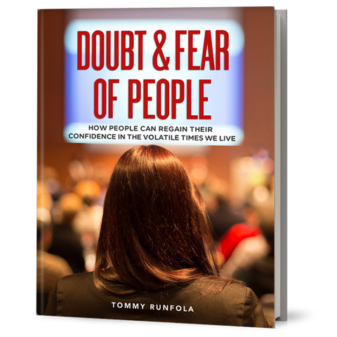 DOUBT + FEAR OF PEOPLE