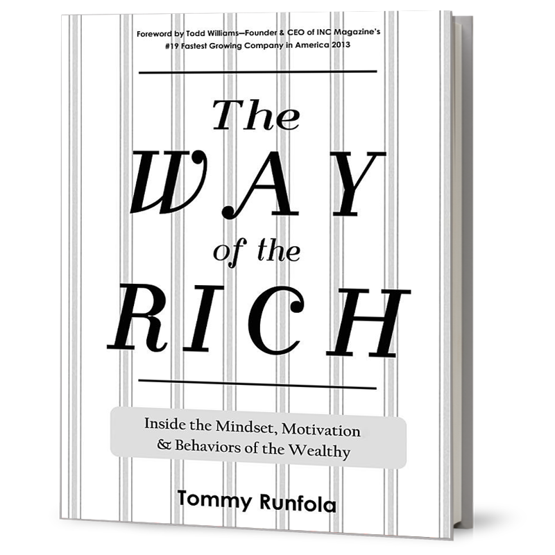 THE WAY OF THE RICH