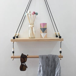 Swing Shelf with Hanger