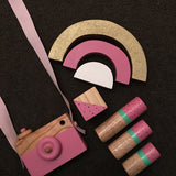 Wooden Rainbow - 3 Set