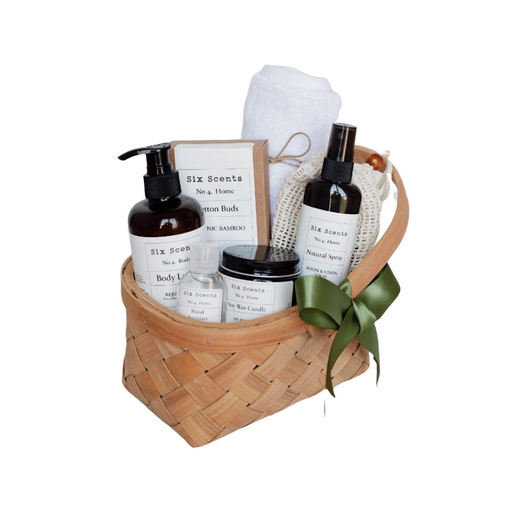 Spa Basket Hamper