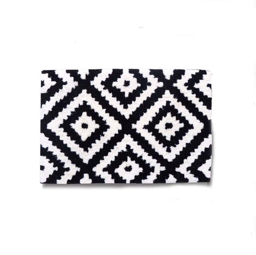 Mono Aztec Doormat Eclectic Indonesia Product