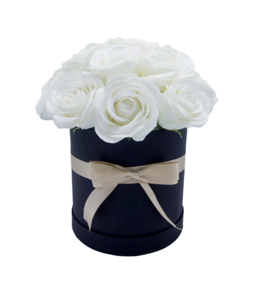 Soap Flower Bloom Box