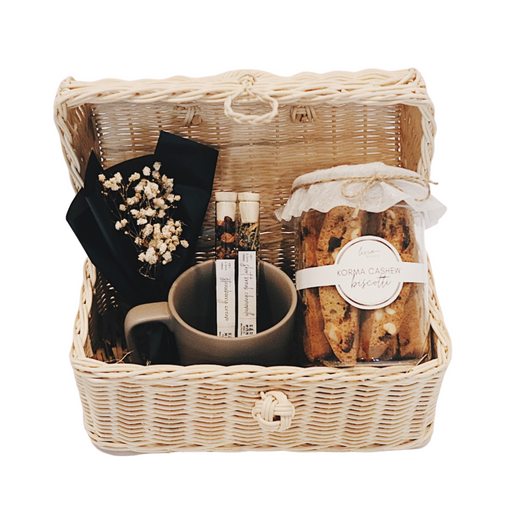 Tea & Biscotti Hamper