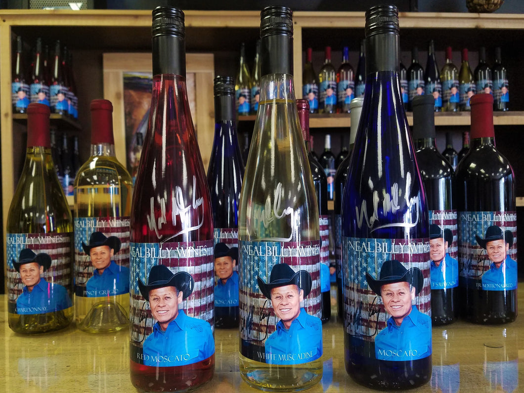 Autographed Patriotic Series (with 9 other wines of your choice)
