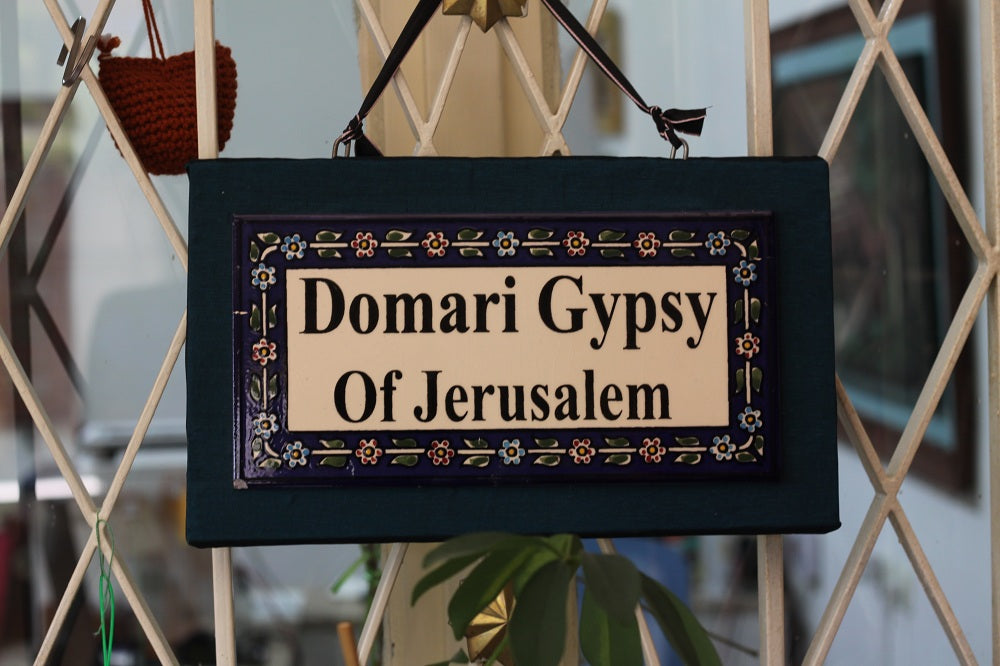 Meeting the Artisans: Domari Society of Gypsies in Jerusalem
