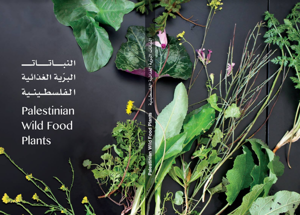 Palestinian Wild Food Plants - PDF BOOK