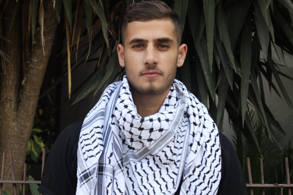 The history of Keffiyeh: A traditional Scarf from Palestine