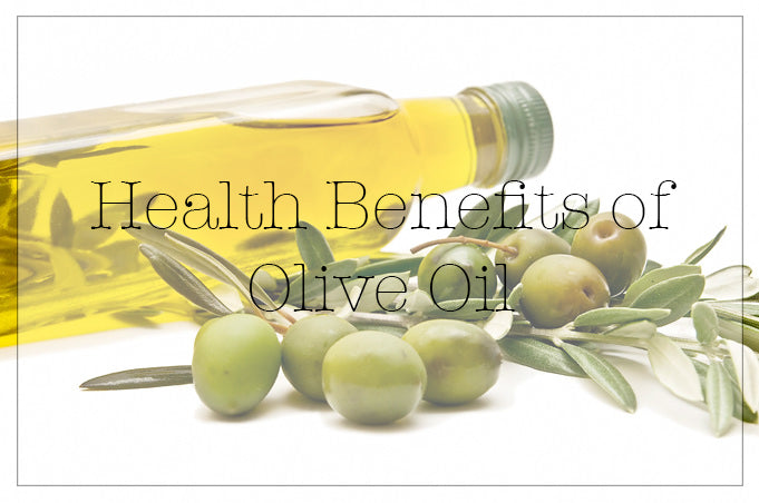What are the healthy benefits of olive oil