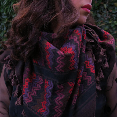7d06f5384d3 The history of Keffiyeh: A traditional Scarf from Palestine ...