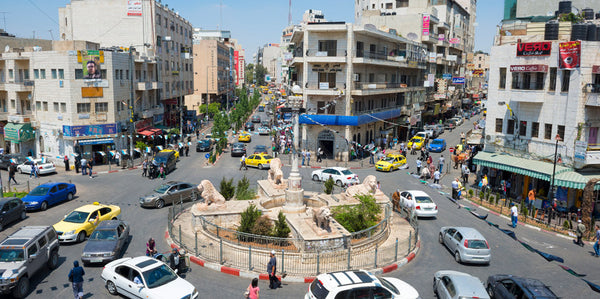 Ramallah City - Al Manara Square