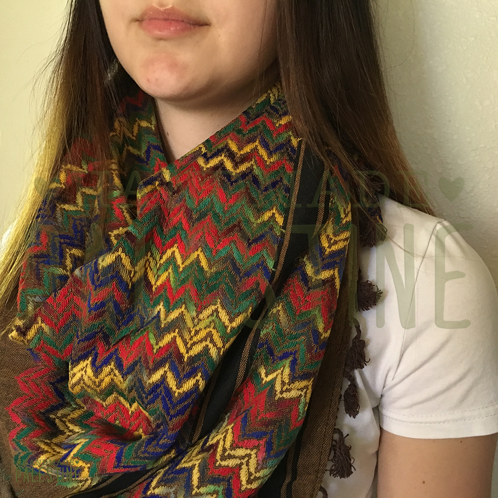 Christmas gift for both genders | Keffiyeh Scarf