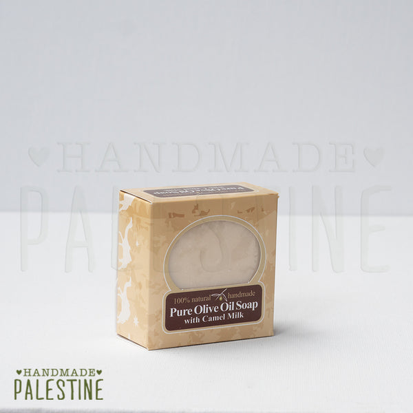 Natural Products - Natural Olive Oil Soap With Camel Milk (OUT OF STOCK)