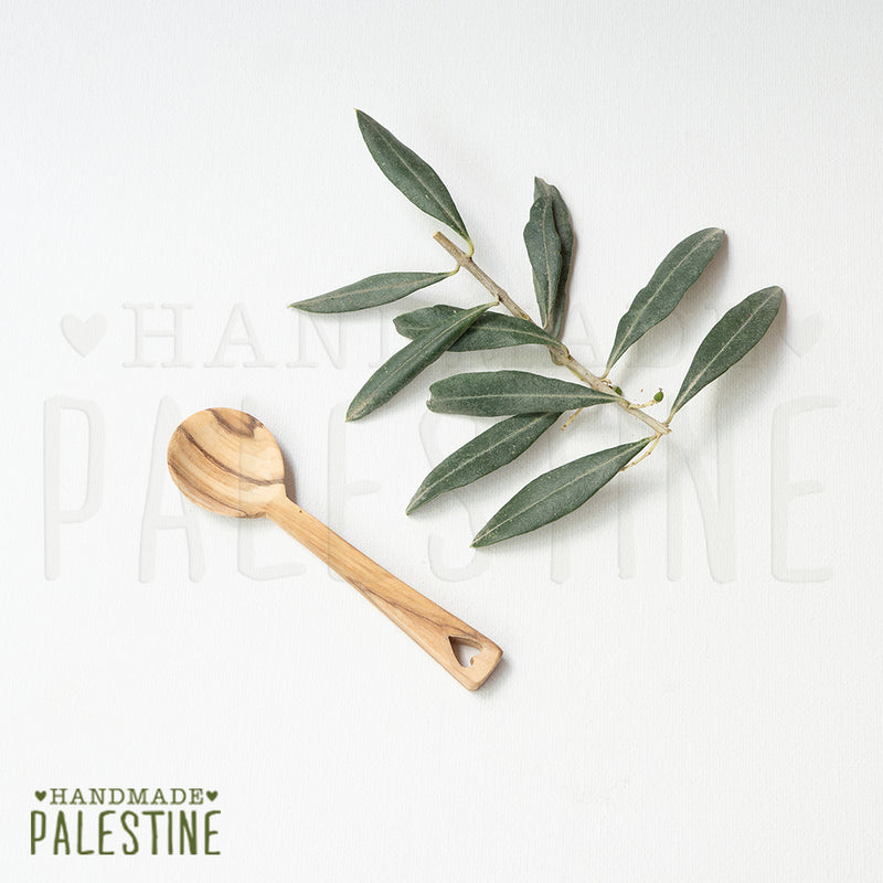 Natural Products - Olive Wood Baby Spoon