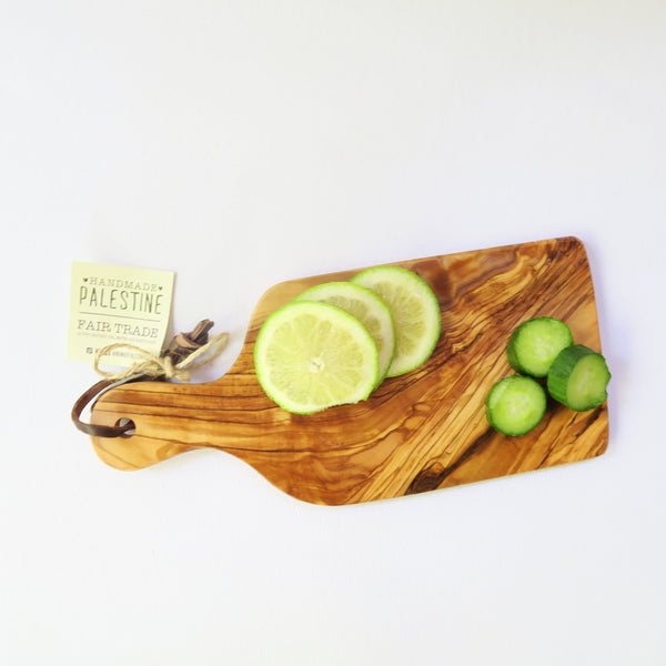 Olive Wood - Olive Wood Cutting Board