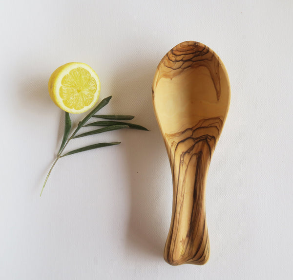 Olive Wood - Olivewood Spoon Rest
