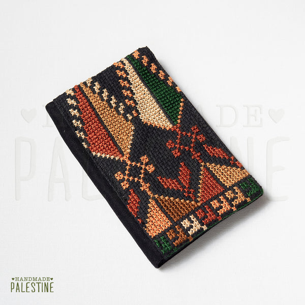Tatreez - Embroidered Cardholder