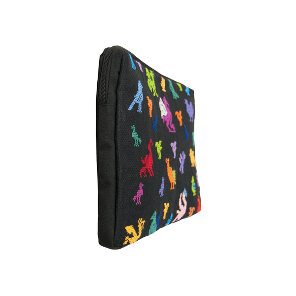 Tatreez - Embroidered Laptop Bag | Document Holder