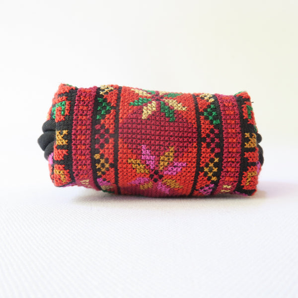 Tatreez - Gaza Handicraft Embroidered Coin Purse