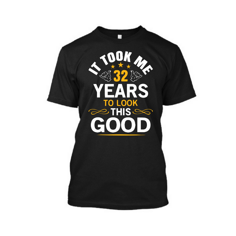 It Took 32 Years - Male Tshirt