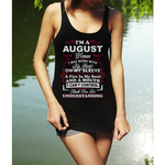 August Girl - On My Sleeve