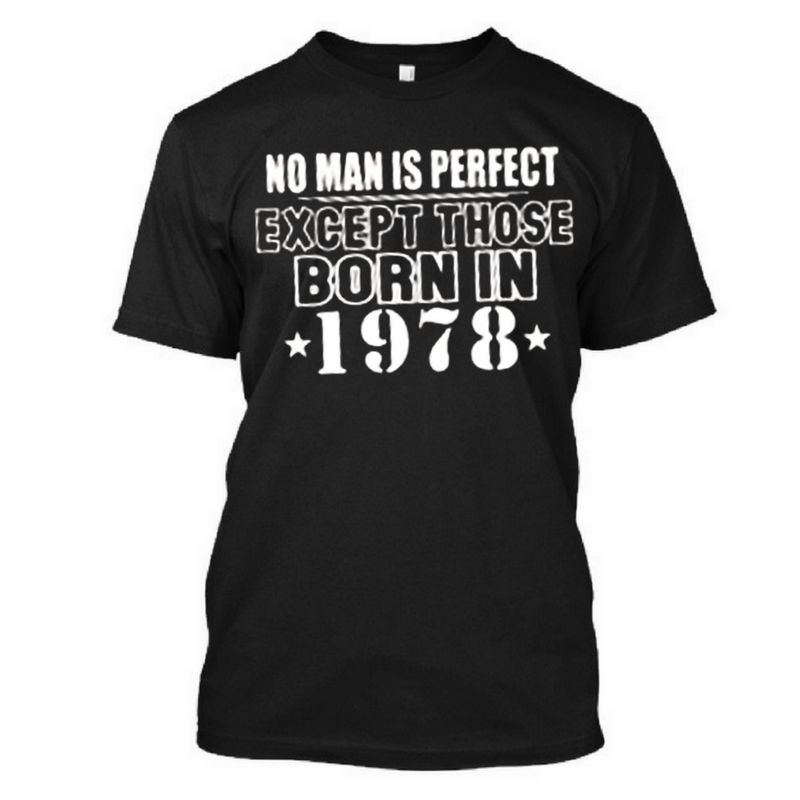 No Man Is Perfect