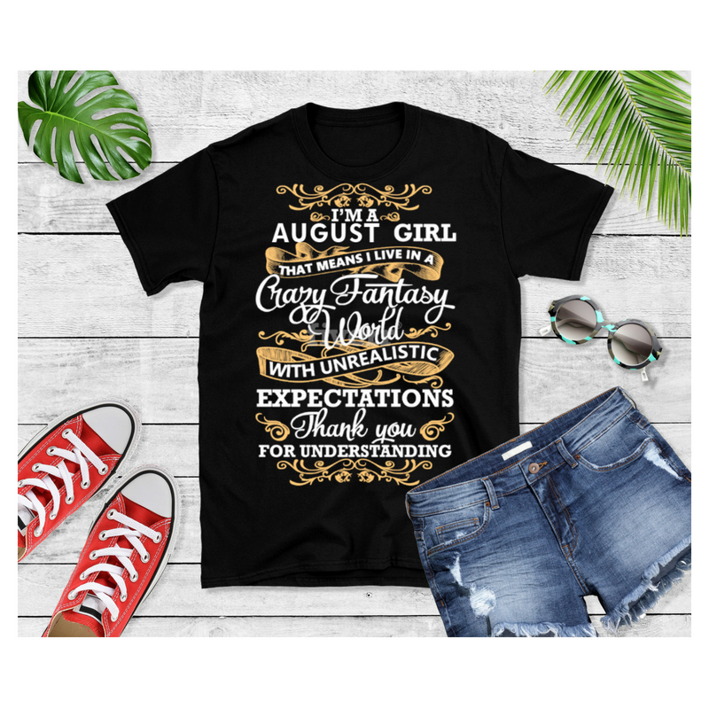August Girl - Crazy Fantasy World