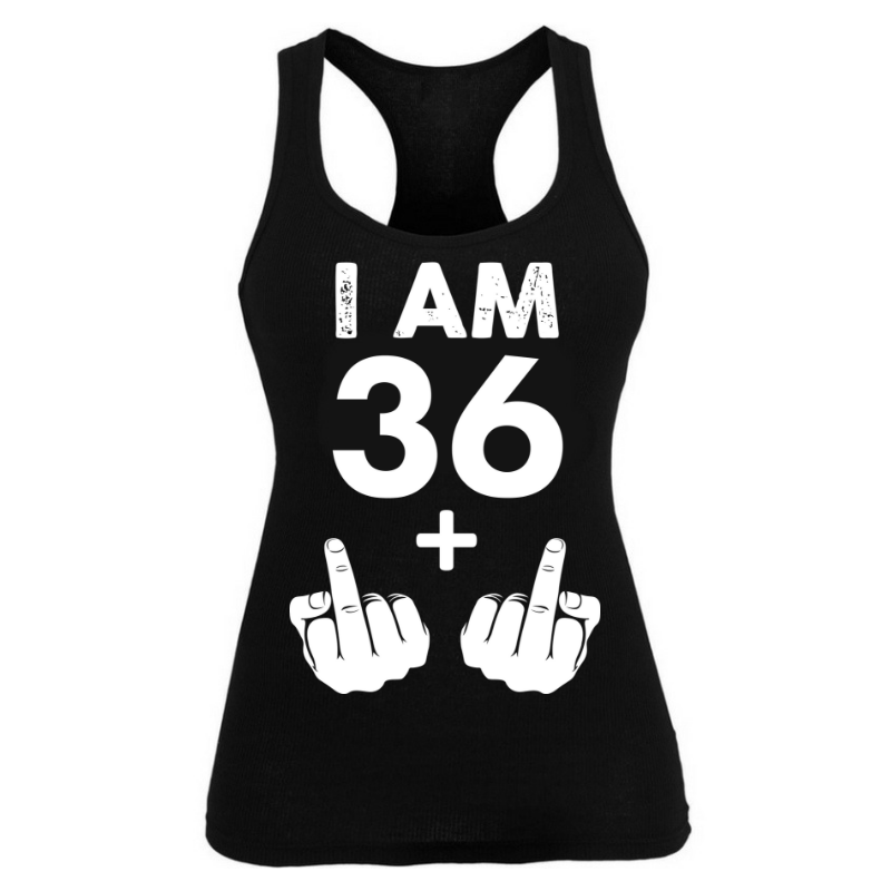 38th Birthday - Female Tshirt