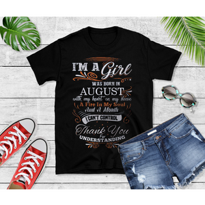 August Girl - I am A Girl – Outletie