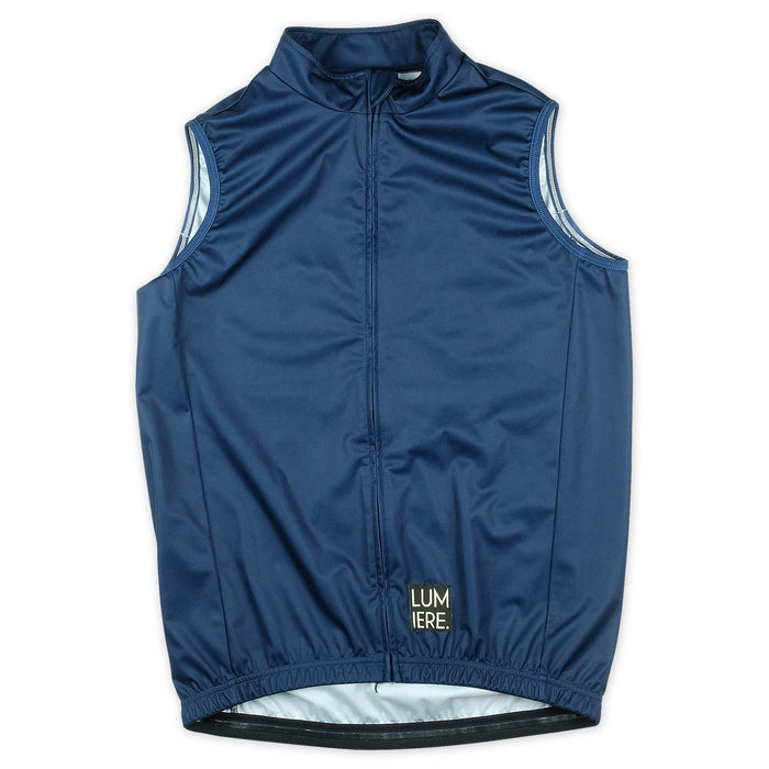 Lightweight Navy Gilet