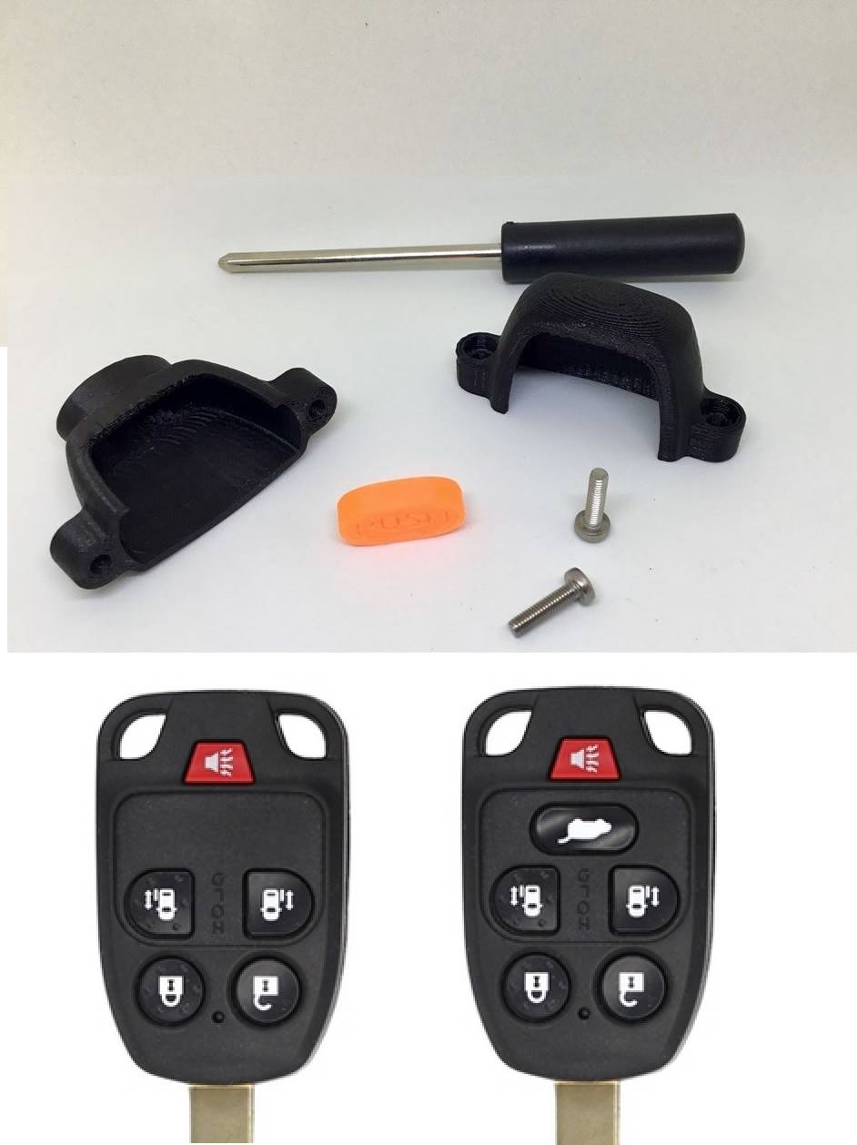 Key Kast 5/6 Button FOB