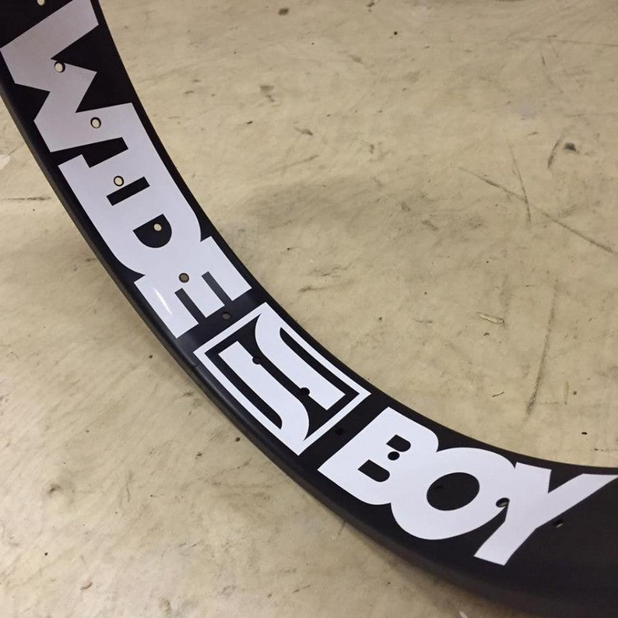 "JR DRIFT TRIKES WIDEBOY RIM (70MM X 20"" 36 SPOKE)"